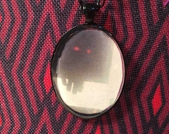 John Carpenter's The Fog Resin Pendant Necklace Horror Ghost Jaime Lee Curtis