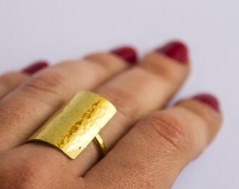 Handmade| Ring| Brass