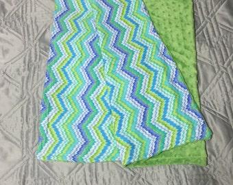 Child Cuddle Blanket