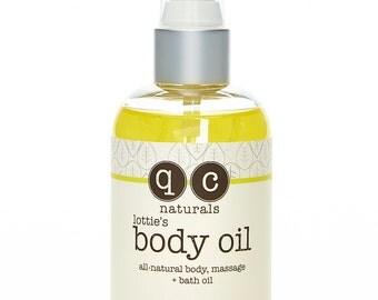 lottie's body oil