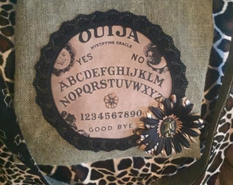 Ouija Cross body Purse
