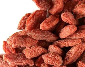 Bulk Premium Goji Berry, Lycii Berry, Goji Berries, wolf berry, goji, Chinese matrimony vine