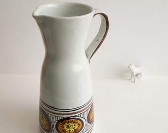 Vintage wine carafe or jug