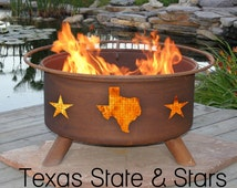 Lone Star - Western Decor - Texas Gifts - Texas Lone Star - Texas Souvenirs - Metal Stars - Metal Star - Shabby Chic Gifts - Texas Decor