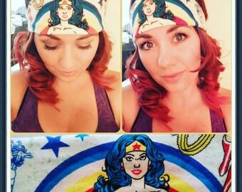 Flannel WonderWoman