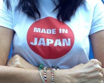 MADE IN JAPAN Japanese Ladies T-shirt