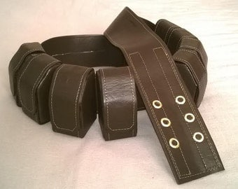 Boba Fett Star Wars prop ROTJ belt