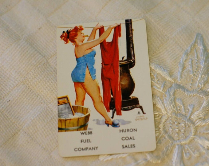 Pin Up Trading Cards Featuring Hilda