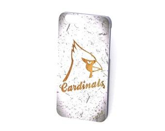 Vintage Cardinals Symbol iPhone 7 case, iphone 6s case iphone 6 case iphone 5 case iphone 6s plus case iphone 6 plus case
