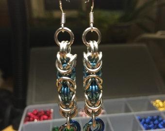 Byzantine earrings
