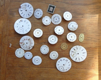 watch faces from watchmakers tool box