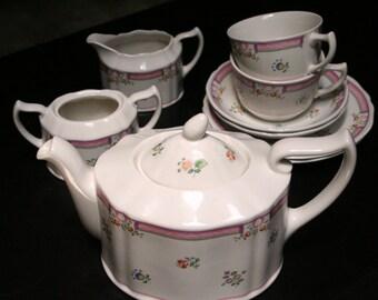 Alice Tea Set by Laura Ashley