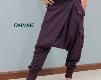 SING Harem pants 010 (purple)