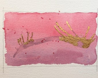 Free Movement : Part Three. Original Abstract Art