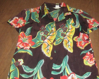 Hawaiian Blouse
