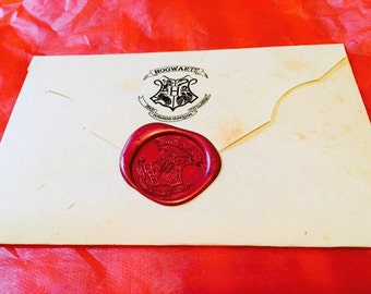 Harry Potter Admission Letter