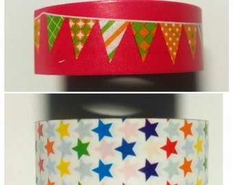 Cute paper tapes