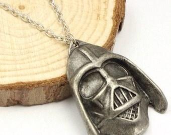 Star Wars Darth Vader Pendant Necklace.