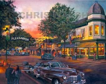 Main Street Pleasanton 1