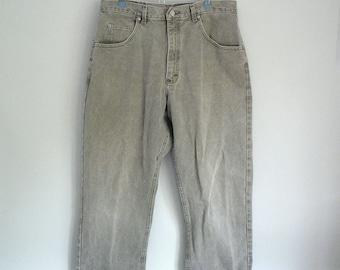 Mens Vintage Jeans Size 36 Waist  x 32 Length