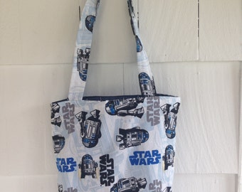 Blue droids