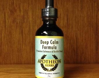 Deep Calm Formula for Calm & Restful Sleep
