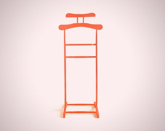 NEW: Clothes Stand/Valet Stand Painted in Coral Pink