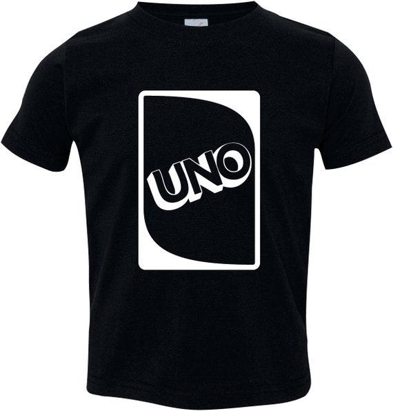UNO Birthday Shirt UNO Shirt First Birthday Shirt Uno