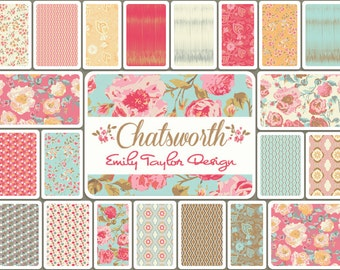 Chatsworth Rolie Polie/Jelly Roll by Emily Taylor for Riley Blake Designs RP 4800 21