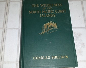 the wilderness of the north pacific coast islands