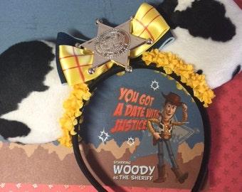 Woody Disney Ears