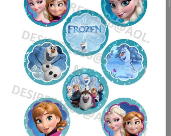Frozen tags/labels (digital)