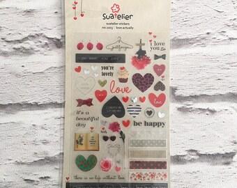 Kawaii Love Stickers