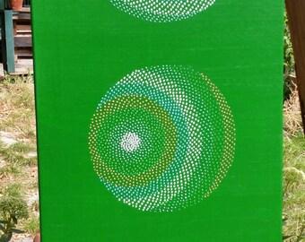 """Original Painting """"Equinoxes I"""""""