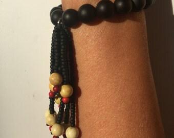 Black Jas bracelet