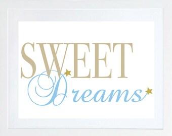 Sweet Dreams Blue