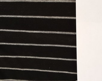 Black and Grey Stripe