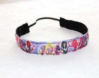 Jem and the Holograms Headband