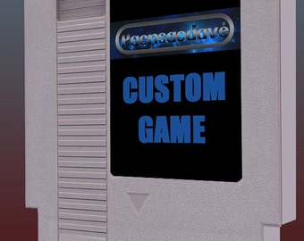 Custom Game of Your Choice on Cart!