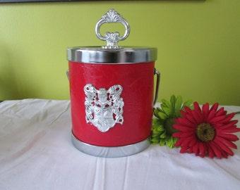 Vintage ice bucket / Vintage Ice bucket