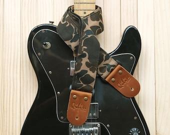 Soldier Guitar Strap
