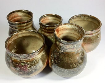 Collage Of Pots