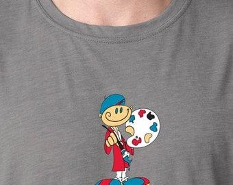 Happy Painter Shirt