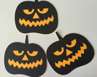 Pumpkin Die-cut