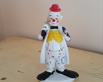 Vintage Clown Hellenic New York