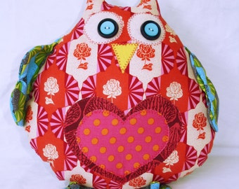 Mother Owl Softie