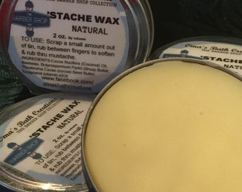 Barber Shoppe Collection 'Stashe Wax