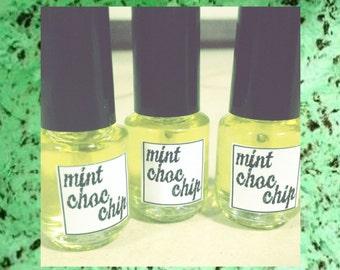Mint Choc Chip Cuticle Oil - 5 ml