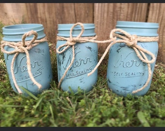 Mason Jars (Set of 3)