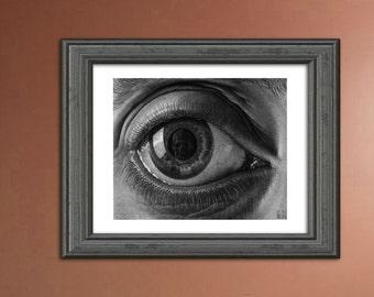 Eye - MC Escher | PYR55